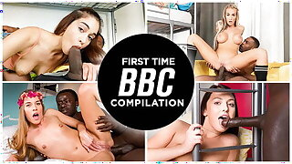 LETSDOEIT - First Time BBC Gathering With Sexiest EU Babes!
